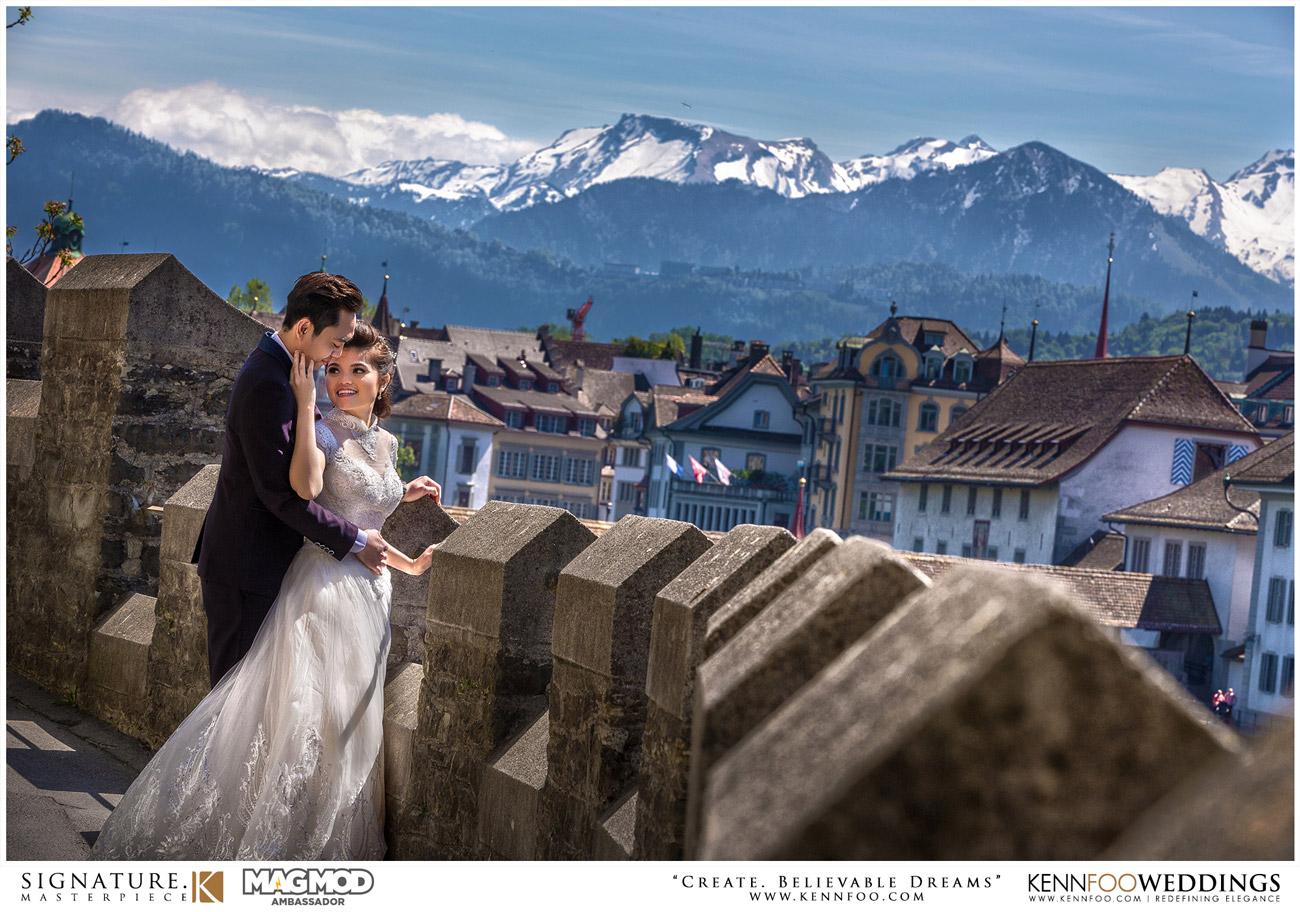 Switzerland Pre Wedding