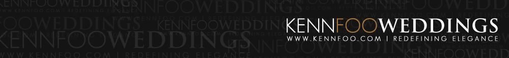 KENNFOO Weddings logo